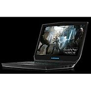 Best Rated Laptops for Music Production | Alienware WQXGA+ 13-Inch Touchscreen Gaming Laptop (Intel Core i7 5500U, 16 GB RAM, 512 GB SSD, Silver and Black)