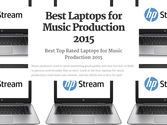 Best Rated Laptops for Music Production | Best Laptops for Music Production 2015