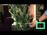 How to set up Artificial Christmas Tree