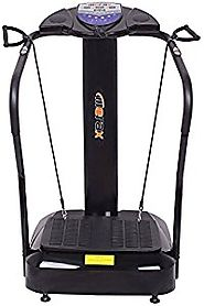 Top 10 Best Selling Vibration Machines 2017 | Merax Carzy Fit Vibration Platform Fitness Machine 2000W