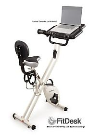 Top 10 Best Selling Exercise Bikes 2017 | FitDesk 2.0 Desk Exercise Bike with Massage Bar