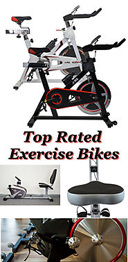 Top 10 Best Selling Exercise Bikes 2017 | Top Rated Exercise Bikes 2017