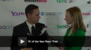 Peter Thiel On His 'Super-Futuristic' Focus And The Chess Strategy Founders Should Know [TCTV] | TechCrunch