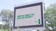 Podsumowanie DwuTygodnia 15.10 - 29.10.2014 | Sprite's 'Bill the Billboard' Keeps Drivers Entertained by Cracking Endless Jokes
