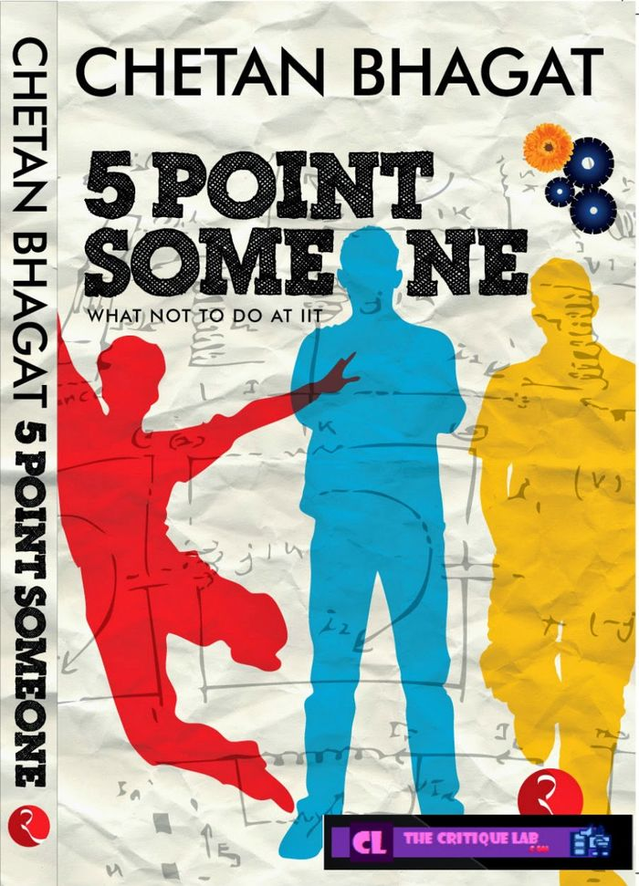 chetan bhagat five point someone book review