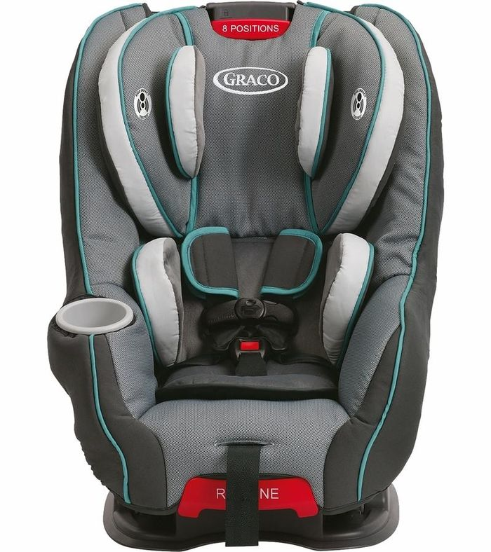 Evenflo Convertable Tribute Convertible Car Seat