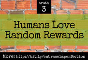 4 truths to building your online brand | Humans Love Random Rewards