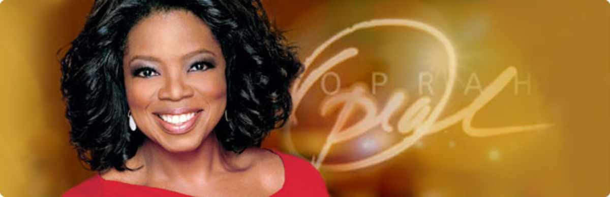 Headline for 10 Amazing Oprah Life Lessons
