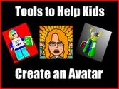 Encouraging Children to Read, Write and Create | Tools to Help Kids Create an Avatar
