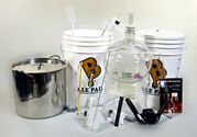 Home Beer Making Kits For Beginners | Home Brewing Beer Making Kits For Beginners