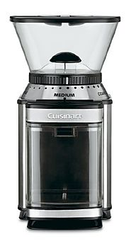 Best Manual Coffee Grinder | Cuisinart DBM-8 Supreme Grind Automatic Burr Mill