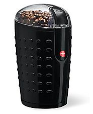 Best Manual Coffee Grinder | Quiseen One-Touch Electric Coffee Grinder