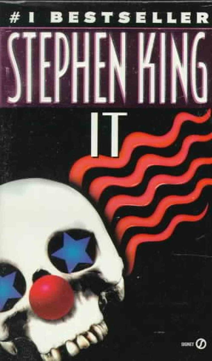 Stephen King's Reading List: 22 Books ... - Books and Writing