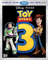 Toy Story 3 3D (3D BD + Blu-ray + DVD + Digital Copy) (Bilingual)