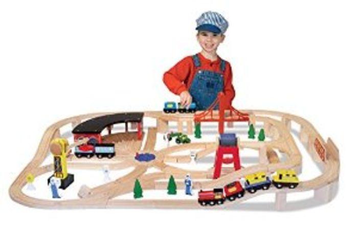 Top Kids Train Sets 2016 Best Toy Trains Reviews List