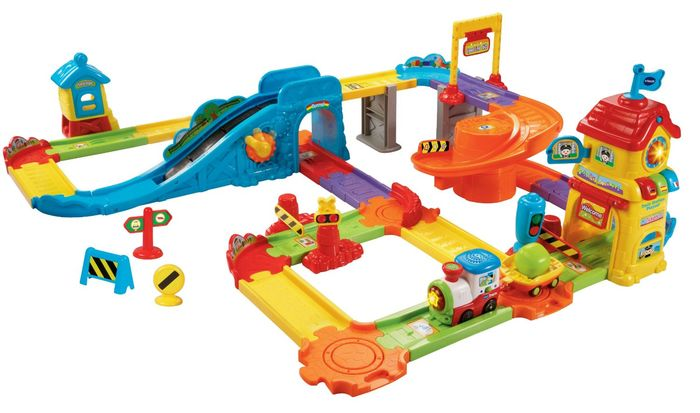 Toy Trains For Two Year Olds : Top kids train sets best toy trains reviews list