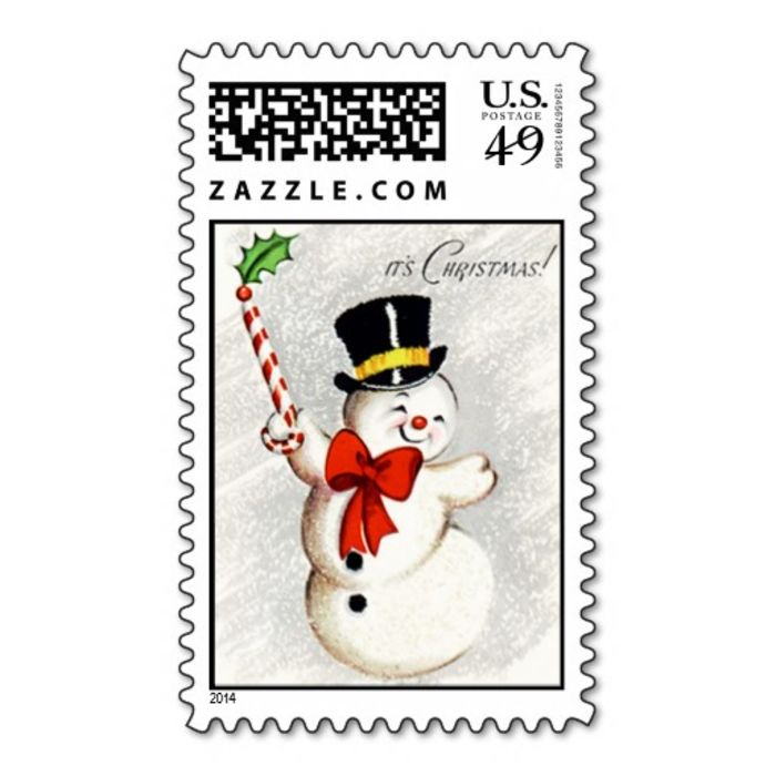 Zazzle Top Ten Christmas Best Sellers Postage   A Listly List