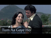 kishor kumar hit songs | Tum Aa Gaye Ho - Sanjeev Kumar - Suchitra Sen - Aandhi - Kishore Kumar Bollywood Love Songs