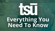 TSU Social Network | Tsū Review - The Social Network that Pays - All about Online Marketing - GoMNU