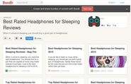 Top Rated Headphones for Sleeping Reviews 2016-2017 | Best Headphones for Sleeping 2015