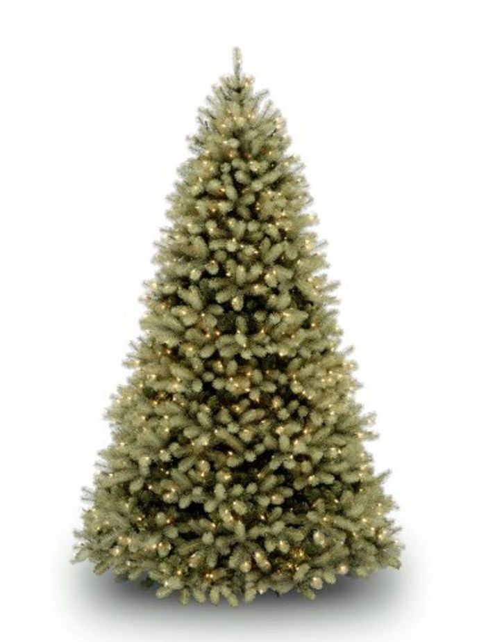 Top Rated PreLit Artificial Christmas Trees | A Listly List