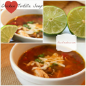 Meal Plan Monday #3 | Best Chicken Tortilla Soup Recipe