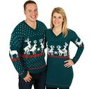 Plus Size Ugly Christmas Sweaters | Reindeer Ugly Christmas Sweater Ideas