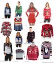 Plus Size Ugly Christmas Sweaters | Ugly Christmas Sweaters For Him And Her