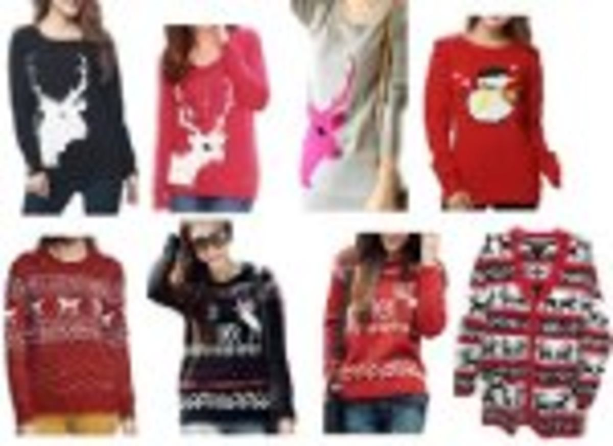 Headline for Plus Size Ugly Christmas Sweaters