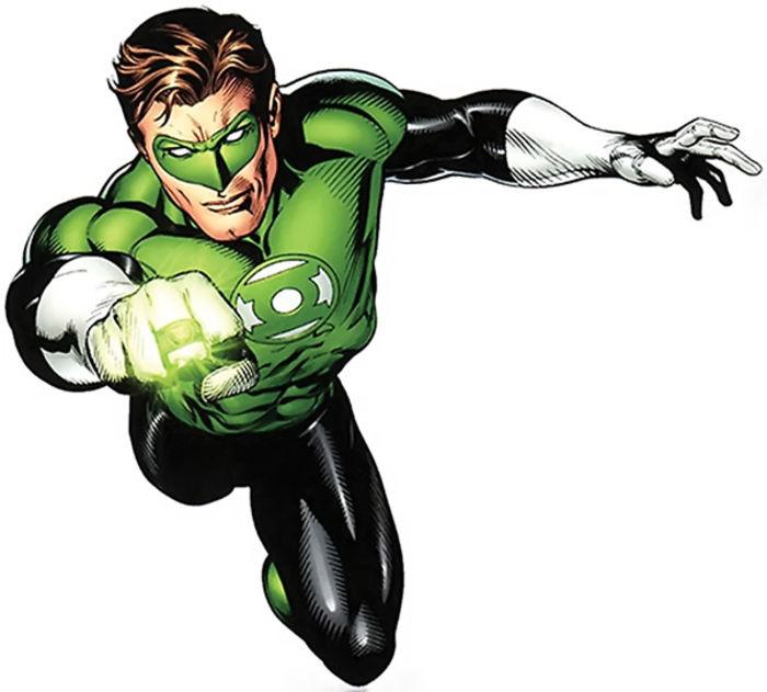 10 green superheroes a listly list. Black Bedroom Furniture Sets. Home Design Ideas