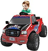 What to Buy for a 3 Year Old Boy - 2016-2017 Best Toys List and Reviews | Power Wheels Ford Lil' F-150