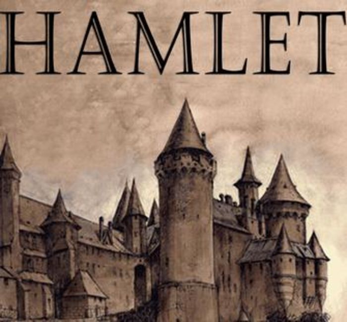 hamlet outline William shakespeare's famous work, hamlet, prince of denmark, is a tragedy set across five acts and was written about 1600 more than just a revenge play, hamlet deals with questions about life and existence, sanity, love, death, and betrayal.