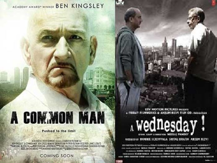 10 Hollywood movies which are a direct copy of Indian films