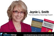 Top Sales Speakers at The Speakers Group | Jaynie Smith: Creating Competitive Advantage