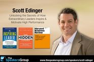 Top Sales Speakers at The Speakers Group | Scott Edinger: What the Greatest Sales Leaders Do Differently