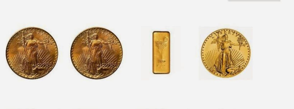 Best Companies For Buy Gold & Silver Bullion online In USA