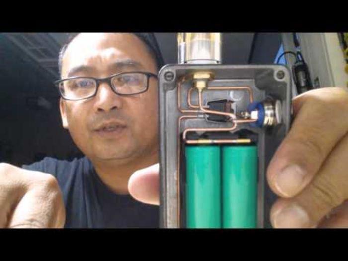 Unregulated box mod with a Mosfet  sc 1 st  Olympia Vapor Works & How to Build a Custom Box Mod | Olympia Vapor Works Aboutintivar.Com