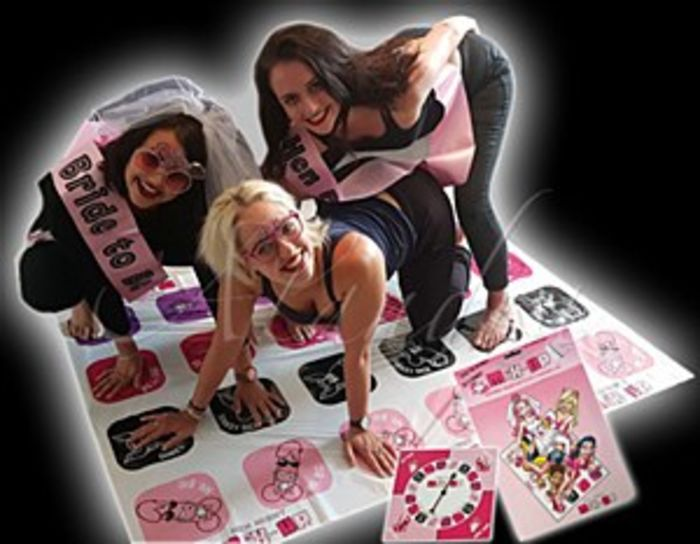 Right! Idea Sexy hen night games valuable