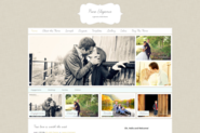 The Top 2014-2015 Wordpress Themes for Photographers | Pure Elegance ~ Genesis Child Theme