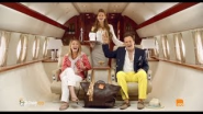 YourBigIdea.CO | Featuring a Sky Waitress and Danica Patrick - Official Go Daddy Commercial - YouTube