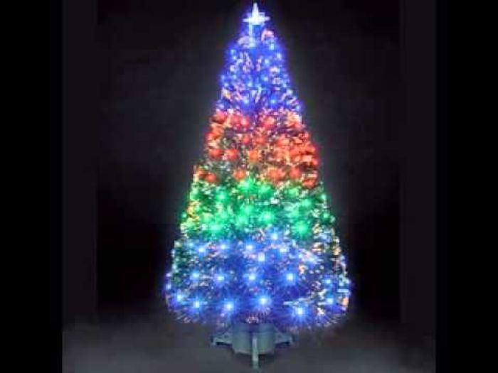 Best Cheap Fiber Optic Christmas Trees