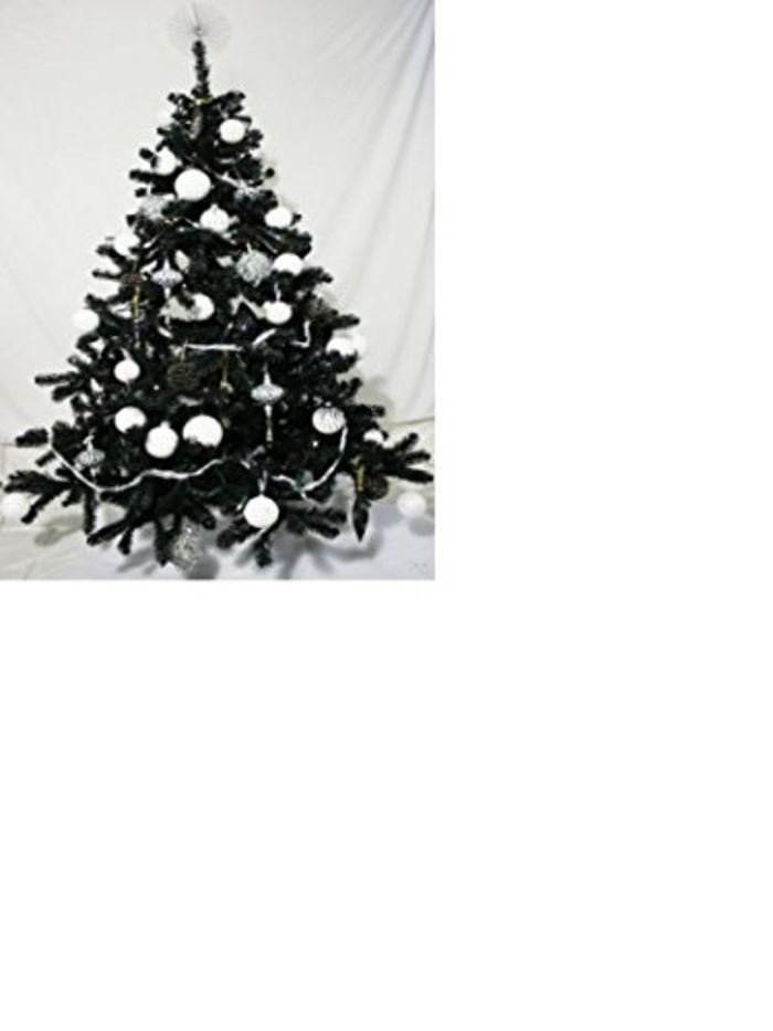 Best Cheap Black Christmas Tree A Listly List