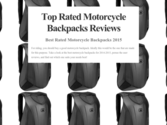Best Rated Motorcycle Backpacks Reviews | Top Rated Motorcycle Backpacks Reviews