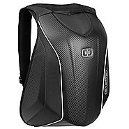 Best Rated Motorcycle Backpacks Reviews | OGIO No Drag Mach 1 Backpack Stealth | Black