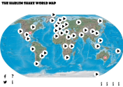 Thinglink EDU Examples | The Harlem Shake World Map