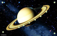 Thinglink EDU Examples | Saturn has 60 moons, One year on Saturn is 10,832 days on... by CybelleC2016