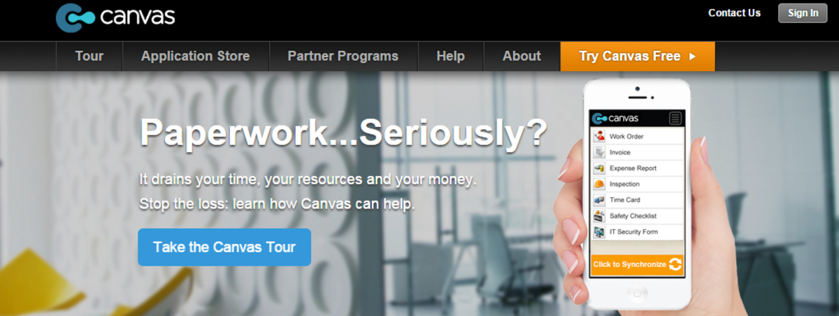 Headline for Your top tips for using Canvas @GoCanvas #Crowdify #GetItDone