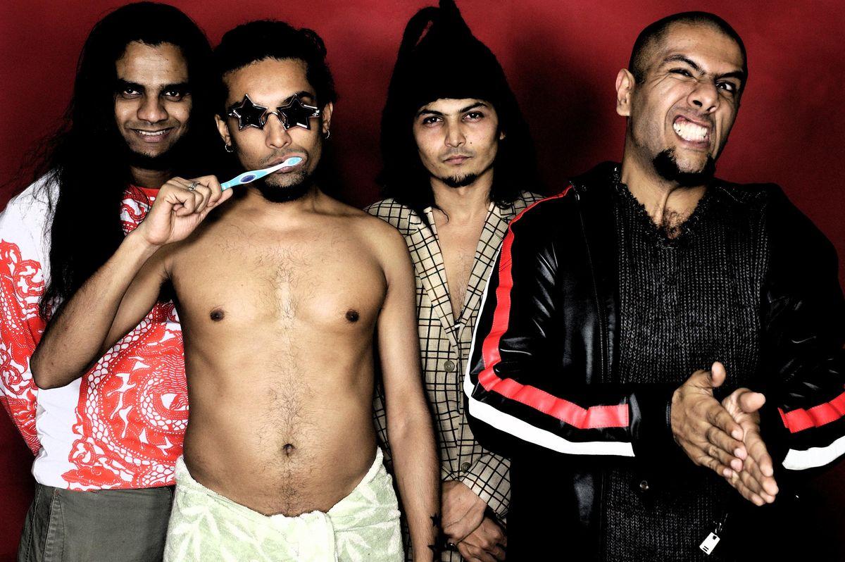 Top Ten Rock Bands In India - TheTopTens®