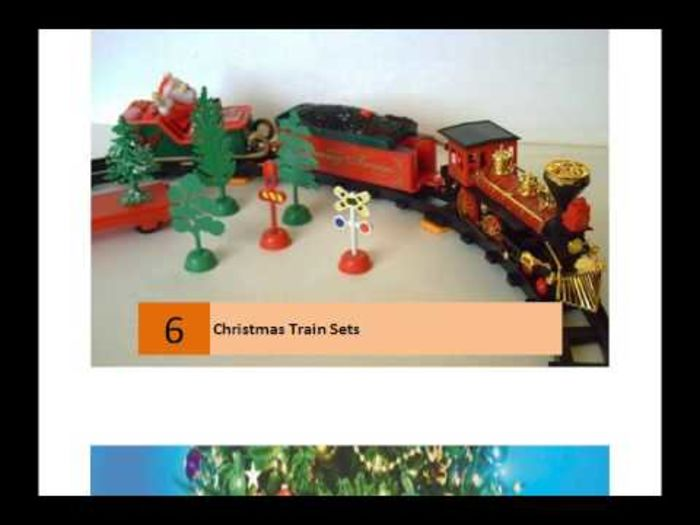 Best Christmas Tree Train Sets