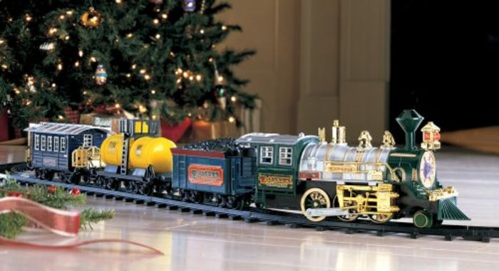 Toy Trains And Christmas : Best christmas tree train sets a listly list